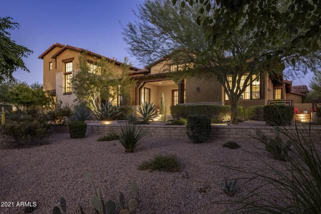 9757 E Kemper Way, Scottsdale, AZ 85255 (MLS #6292877) :: Elite Home Advisors