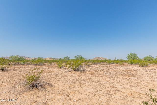 0 S Olmo Road, Maricopa, AZ 85139 (MLS #6293103) :: Conway Real Estate