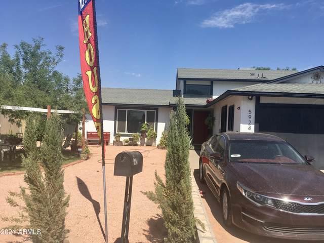 5924 W Roanoke Avenue, Phoenix, AZ 85035 (MLS #6293193) :: Elite Home Advisors