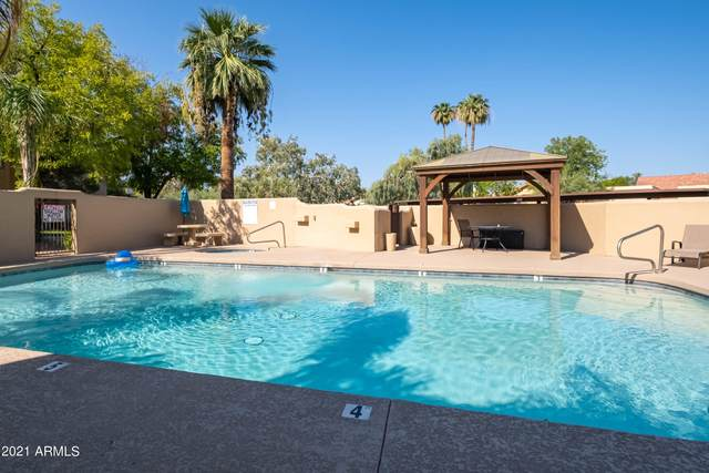 500 N Gila Springs Boulevard #103, Chandler, AZ 85226 (MLS #6293751) :: The Garcia Group