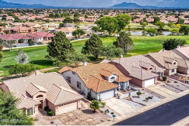 2801 Fairmeade Circle, Sierra Vista, AZ 85650 (MLS #6294042) :: Yost Realty Group at RE/MAX Casa Grande