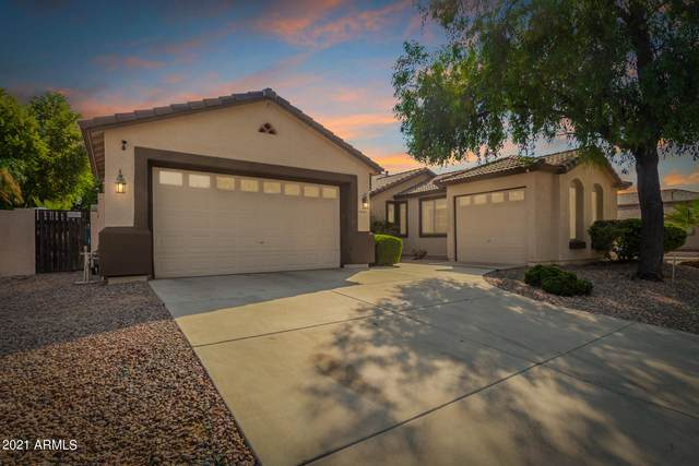 15667 W Shangri La Road, Surprise, AZ 85379 (MLS #6294134) :: Klaus Team Real Estate Solutions