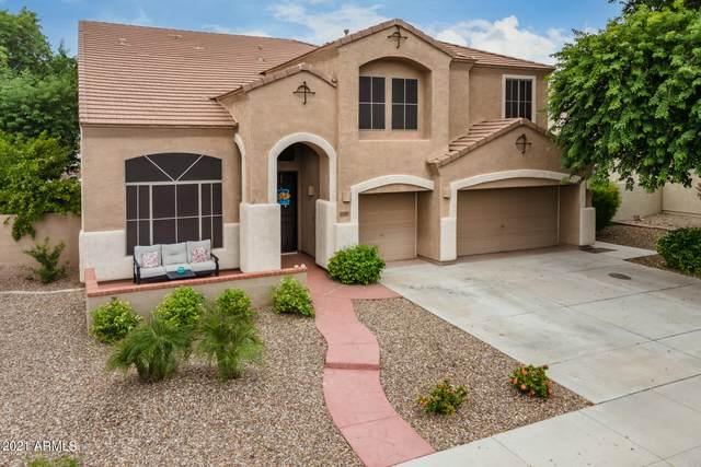 2334 S Canfield, Mesa, AZ 85209 (MLS #6294752) :: Jonny West Real Estate
