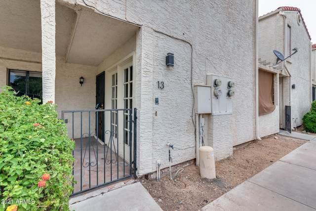 15801 N 29TH Street #13, Phoenix, AZ 85032 (MLS #6295060) :: Yost Realty Group at RE/MAX Casa Grande