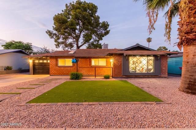 8238 E Indian School Road, Scottsdale, AZ 85251 (MLS #6295420) :: The AZ Performance PLUS+ Team