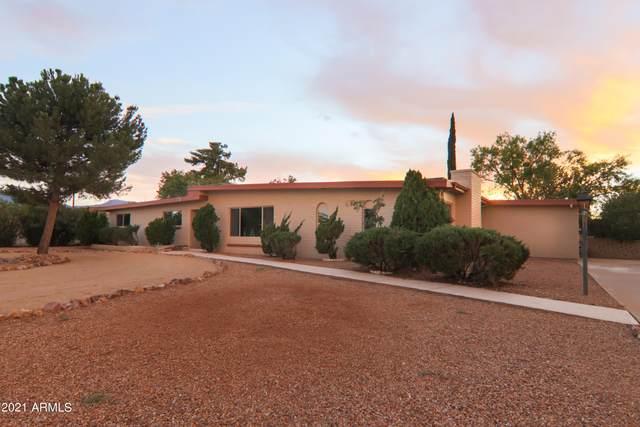 832 Calle Gardenia, Sierra Vista, AZ 85635 (MLS #6295482) :: Yost Realty Group at RE/MAX Casa Grande