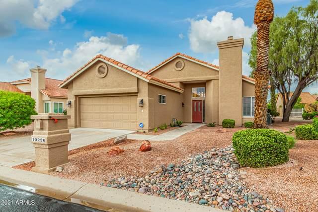 10226 E Hercules Drive, Sun Lakes, AZ 85248 (MLS #6295564) :: Elite Home Advisors