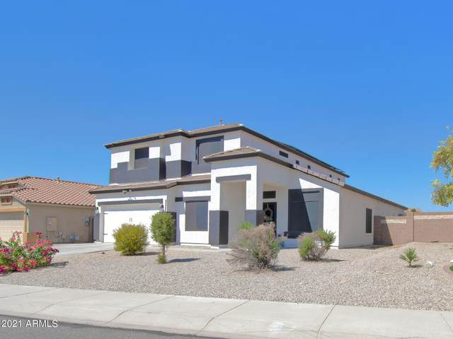 29684 W Weldon Avenue, Buckeye, AZ 85396 (MLS #6295904) :: The Daniel Montez Real Estate Group