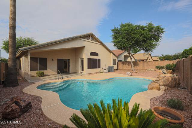 2321 W Bent Tree Drive, Phoenix, AZ 85085 (MLS #6295939) :: Elite Home Advisors