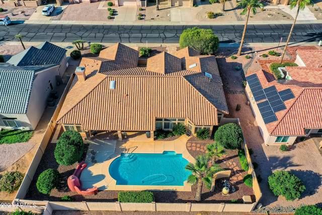 21205 N Verde Ridge Drive, Sun City West, AZ 85375 (MLS #6296214) :: Elite Home Advisors