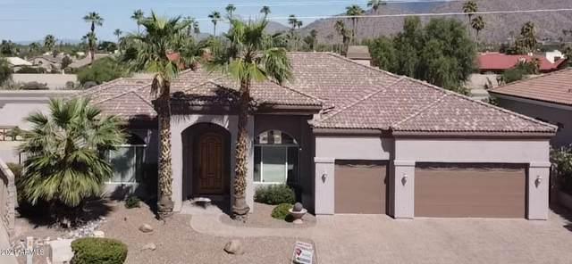 11040 E North Lane, Scottsdale, AZ 85259 (MLS #6297104) :: Elite Home Advisors