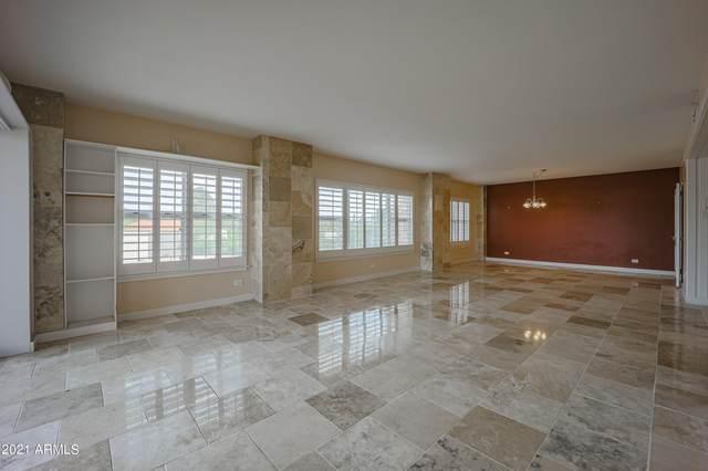 2201 N Central Avenue 3A, Phoenix, AZ 85004 (MLS #6297269) :: Elite Home Advisors