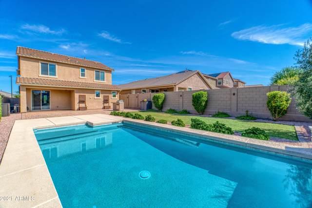4207 W Palace Station Road, Anthem, AZ 85087 (MLS #6297374) :: Elite Home Advisors