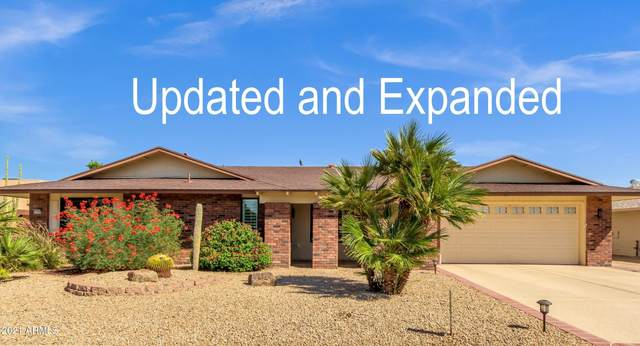 21209 N 132ND Drive, Sun City West, AZ 85375 (MLS #6298105) :: Klaus Team Real Estate Solutions