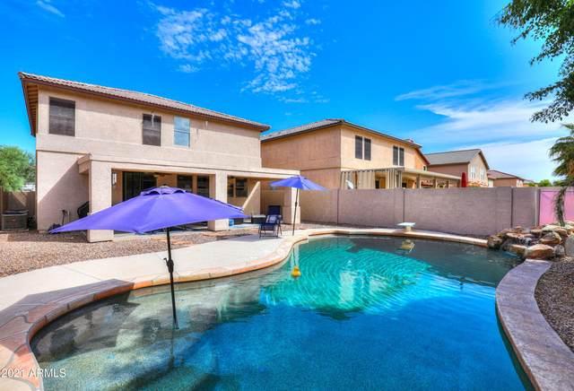 45679 W Guilder Avenue, Maricopa, AZ 85139 (MLS #6298148) :: Elite Home Advisors