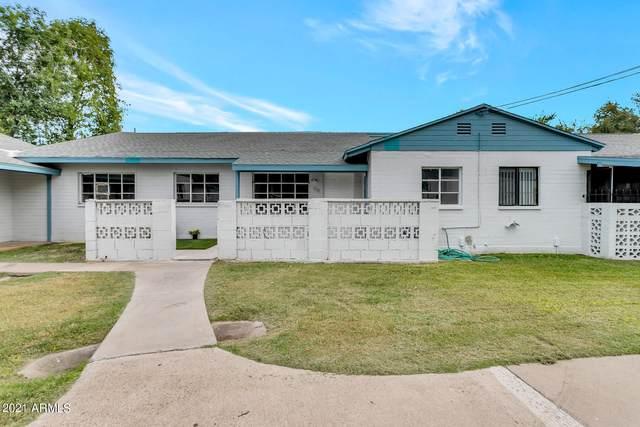 2941 N 19TH Avenue #84, Phoenix, AZ 85015 (MLS #6300952) :: The Copa Team | The Maricopa Real Estate Company