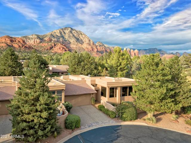 160 Arroyo Seco Drive, Sedona, AZ 86336 (MLS #6301078) :: Elite Home Advisors