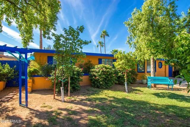 2950 N Evergreen Street, Phoenix, AZ 85014 (MLS #6302142) :: CANAM Realty Group