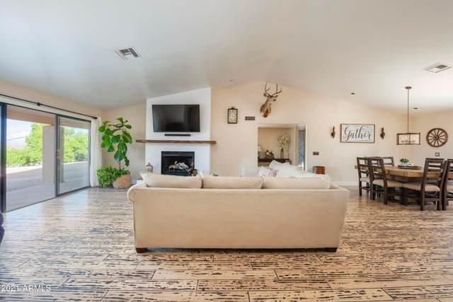 1625 E Camino Del Santo Drive, Phoenix, AZ 85022 (MLS #6302162) :: Elite Home Advisors