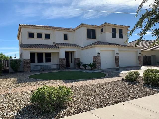 16347 W Mesquite Drive W, Goodyear, AZ 85338 (MLS #6303826) :: Hurtado Homes Group
