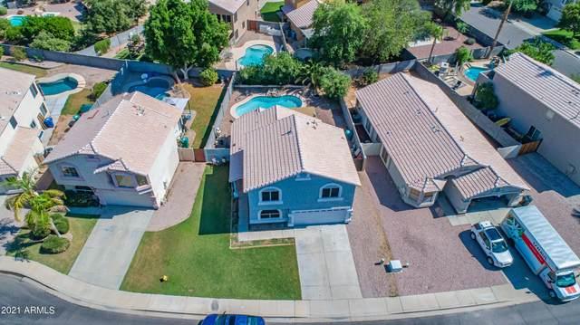 2243 S 75TH Street, Mesa, AZ 85209 (MLS #6304505) :: Yost Realty Group at RE/MAX Casa Grande