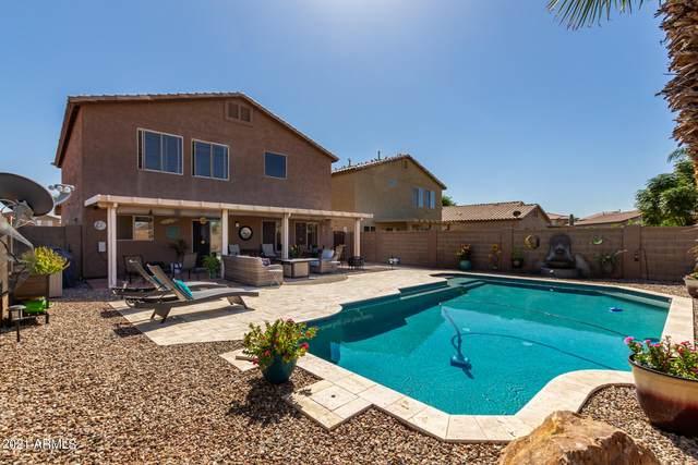 548 E Red Rock Trail, San Tan Valley, AZ 85143 (MLS #6305376) :: D & R Realty LLC