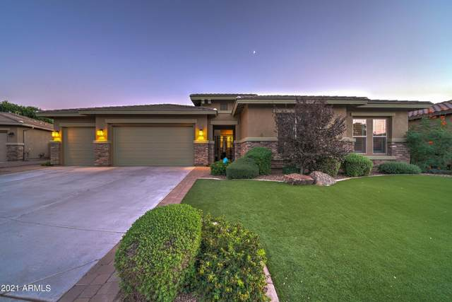3961 E Birchwood Place, Chandler, AZ 85249 (MLS #6306276) :: Zolin Group