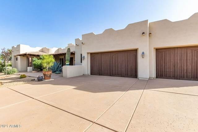27913 N 165TH Street, Scottsdale, AZ 85262 (MLS #6306403) :: Elite Home Advisors
