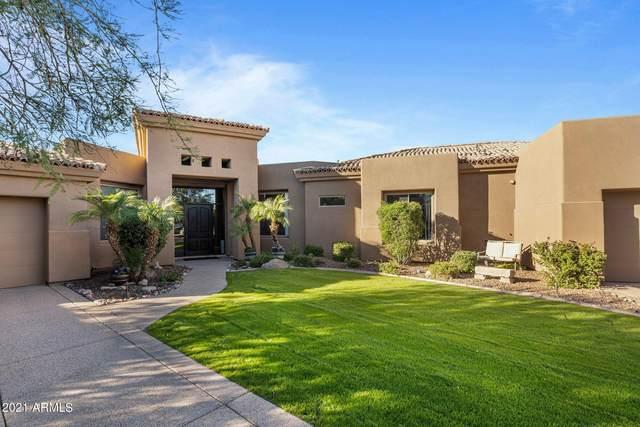 12020 E Yucca Street, Scottsdale, AZ 85259 (MLS #6307003) :: The Daniel Montez Real Estate Group