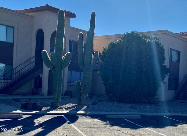 455 N Tegner Street #23, Wickenburg, AZ 85390 (MLS #6308021) :: Long Realty West Valley