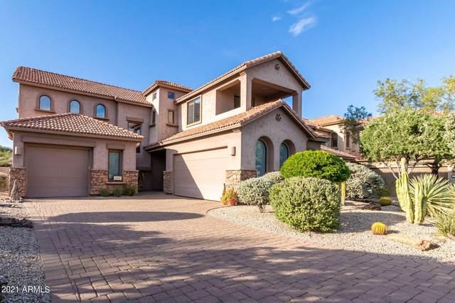 4320 S Priceless View Drive, Gold Canyon, AZ 85118 (MLS #6308189) :: The Laughton Team