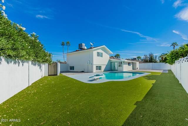 8107 E San Miguel Avenue, Scottsdale, AZ 85250 (MLS #6308427) :: The Newman Team