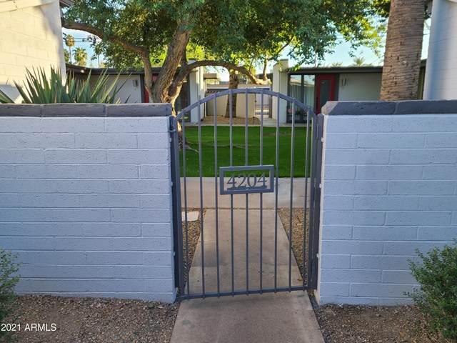 4204 N 38TH Street #3, Phoenix, AZ 85018 (MLS #6310125) :: Dave Fernandez Team | HomeSmart