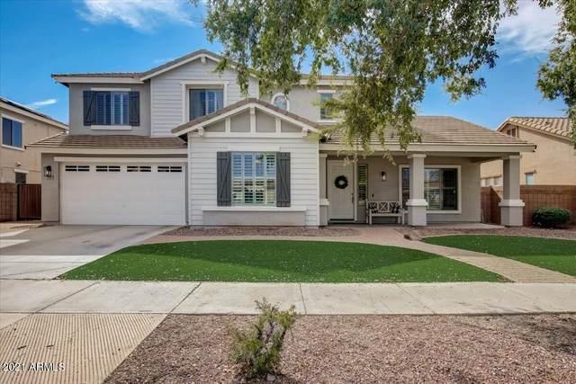 18689 E Ryan Road, Queen Creek, AZ 85142 (MLS #6311392) :: The Copa Team | The Maricopa Real Estate Company