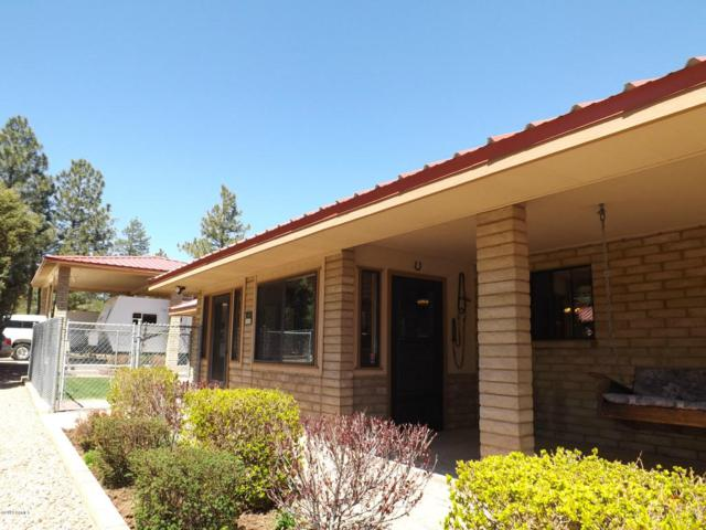 2863 Lejo Road, Overgaard, AZ 85933 (MLS #4925393) :: Brett Tanner Home Selling Team