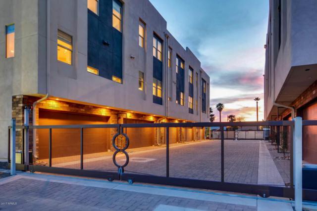 820 N 8th Avenue #28, Phoenix, AZ 85007 (MLS #5496463) :: My Home Group