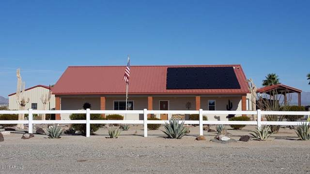 67617 N Monroe Street, Salome, AZ 85348 (MLS #5519643) :: Yost Realty Group at RE/MAX Casa Grande