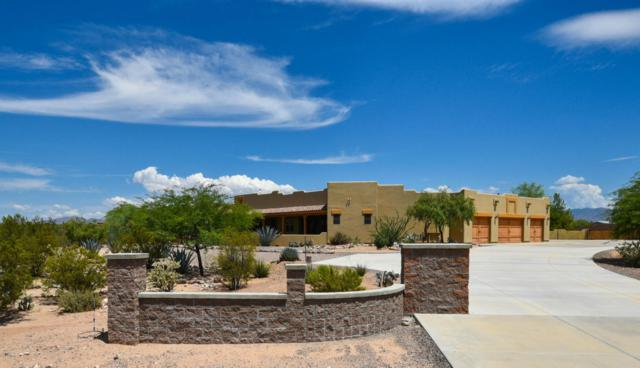 21750 W El Grande Trail, Wickenburg, AZ 85390 (MLS #5636204) :: The Wehner Group