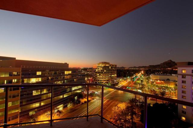 2402 E Esplanade Lane #1101, Phoenix, AZ 85016 (MLS #5671479) :: The Laughton Team