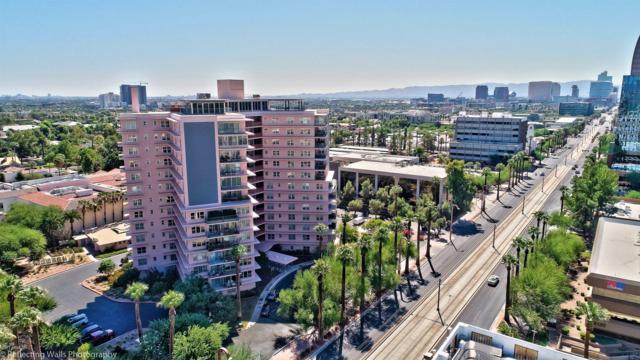 2201 N Central Avenue 5E, Phoenix, AZ 85004 (MLS #5672260) :: Phoenix Property Group