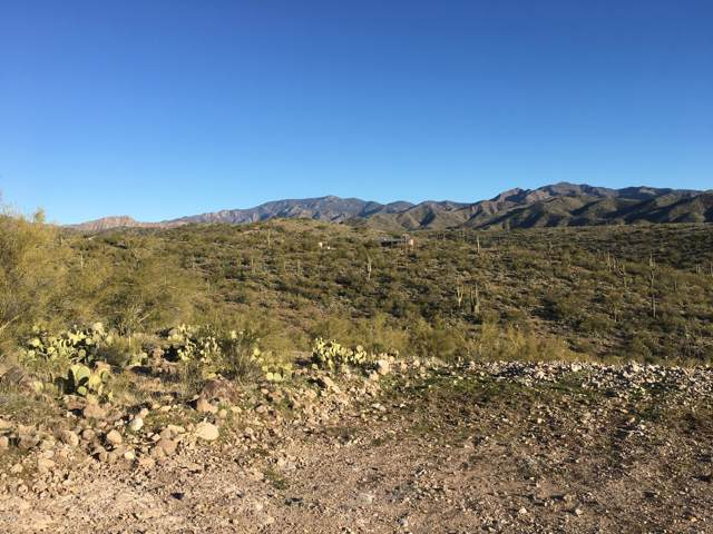 0 N Cow Creek Lot 80 Parcel E Road, Morristown, AZ 85342 (MLS #5709944) :: My Home Group
