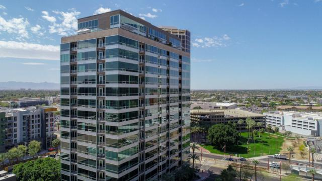 1 E Lexington Avenue #208, Phoenix, AZ 85012 (MLS #5722488) :: Brett Tanner Home Selling Team