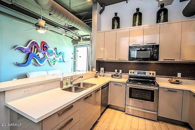 1 E Lexington Avenue #501, Phoenix, AZ 85012 (MLS #5727290) :: Brett Tanner Home Selling Team