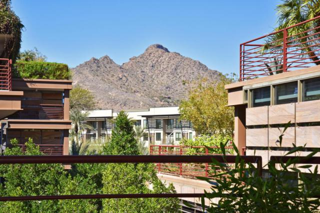 7161 E Rancho Vista Drive #4001, Scottsdale, AZ 85251 (MLS #5737188) :: RE/MAX Excalibur