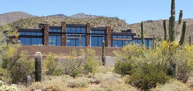 7415 E Continental Mountain Est Drive #11, Cave Creek, AZ 85331 (MLS #5740318) :: Klaus Team Real Estate Solutions