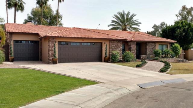 7007 N Via De Manana, Scottsdale, AZ 85258 (MLS #5742430) :: RE/MAX Excalibur