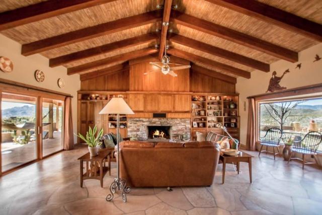 8648 E Silver Saddle Drive E, Carefree, AZ 85377 (MLS #5742582) :: My Home Group