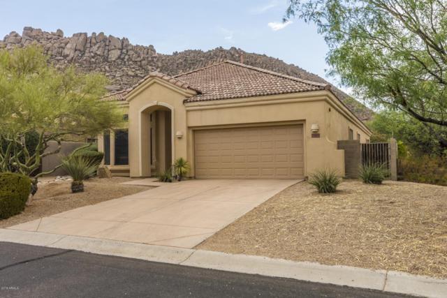11536 E Desert Willow Drive, Scottsdale, AZ 85255 (MLS #5748643) :: The Garcia Group