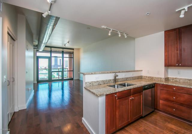 310 S 4TH Street #1102, Phoenix, AZ 85004 (MLS #5753840) :: Brett Tanner Home Selling Team
