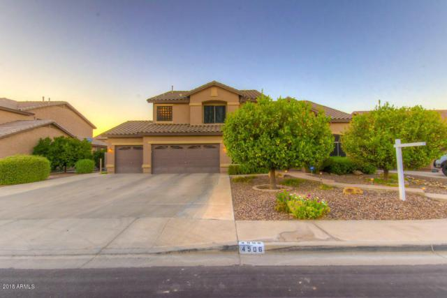 4506 E Decatur Street, Mesa, AZ 85205 (MLS #5776323) :: The Garcia Group @ My Home Group